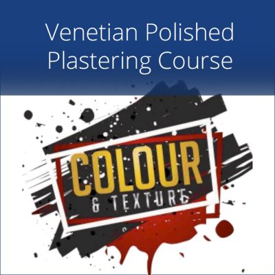 Venetian Polished Plastering Course