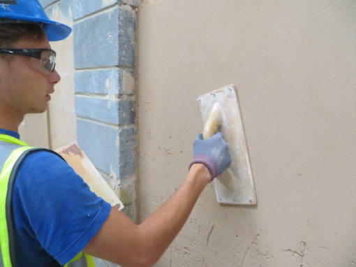 Cskills Awards QUF839 L2 NVQ Diploma in Plastering (construction) Solid (Full)