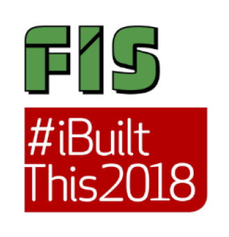 Launch of FIS flagship #iBuiltThis2018 campaign